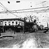 Albany NY Quail St, at Central Avenue, Pauley's Hotel, right corner 1921