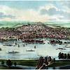 Albany NY Artists Rendering 1853