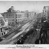 Albany NY State Street Lincolns Funeral Procession 1865