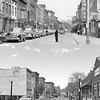 Albany NY North Pearl St, North from Bassett 1959