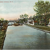 Cohoes NY  Erie Canal 1909