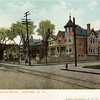 Cohoes Mohawk St at Ontario Looking SOUTH  Circa 1910