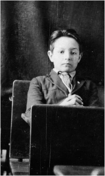 Harvey Bessette circa 1925