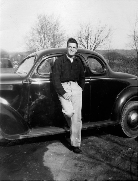Paul Amyot April 1948