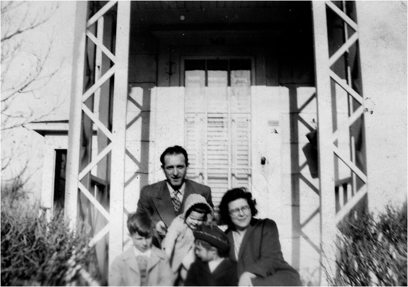 1948 Pete Judy Sue Mom and Dad 143 Central Cohoes