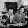 Pete, Leo & Marietta Bessette C 1941