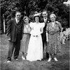 Odilas and Alice Contois Amyot, Lucille Amyot Jinchcliff, George Bud Hinchcliffe and Mrs Hinchcliffe circa 1947