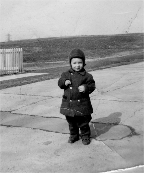 Pete Bessette 1943