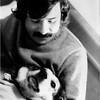 Bob Bessette and Mr  Buck Winter 1975