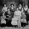 Bouchard Family Women circa 1914 Albertine back left, dad's mom