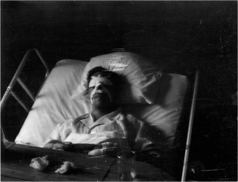 Bob Bessette VA Hospital L I  1970
