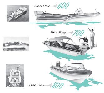 Sea-Ray-1960-Models