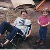 AAdirondacks Forked Lake Jenna and Deef (Steve Gornick) July 2001