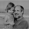 Avalon NJ Jenna and Tom Bessette Beach 2 Circa August 2005