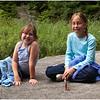 Adirondacks Grassy Pond Shore Jenna Sam July 2009