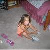 Jenna Bessette in Her Room August 2005