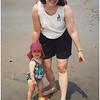 Avalon NJ Kim and Jenna Beach 2 July 2000