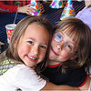 Jenna Bessette and Caelyn Walker Hoffmans Playland Latham NY June 19 2004