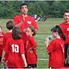 Fall Soccer September 2007 Happy Team