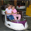 Jenna Bessette and Maddy Pratt, Bumper Cars Hoffmans Playland Latham NY June 19 2004