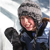 Adirondacks Mt Jo Jenna Icicle February 2010