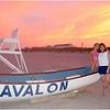 Jenna Bessette & Kim 7 Avalon Beach August 2005