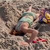 Jenna Bessette Avalon Beach Playing 2 July 2008