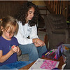 Long Lake NY Joe's Camp Elena Jenna 1 July 2005