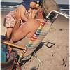 Avalon NJ Tom and Jenna Beach 2 July 2000