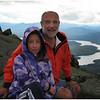 Many faces of Jenna 2008 (107) Adirondacks August Whiteface