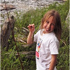 Forked Lake June 2006  Jenna Fishing 1