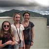 Puerto Rico El Yunque Yocahu Tower Olivia Noonan, Jenna, Callie Noonan 1 February 2012