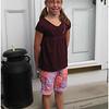 Delmar NY Jenna 1st Day 5th Grade 2