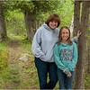 Chateaugay Lake NY Sprague Camp Kim Jenna 2 May 2010