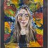 Delmar NY Jenna Art Self Portrait May 2017