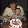 AAFlorida Kim Jenna First Birthday Cake February 2000