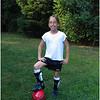 Fall Soccer September 2007 Jenna Portrait 2