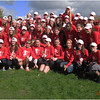 3 Teams, Breast Cancer Walk October 2012