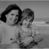 Avalon NJ Kim and Jenna Bessette Beach 1 Circa August 2005