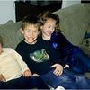 Jenna with Ric and Renee Bourgeois, circa 2002