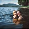 AAdirondacks Forked Lake Jenna Kim Swimming July 2002