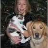 Jenna and Pets 2 December 2007