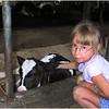 Jenna at Trainer Farm, July 2004