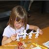 Jenna and paper Dolls, Adirondack Museum Blue Mountain Lake June 2004