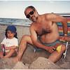 Avalon NJ Tom and Jenna Beach 3 July 2000