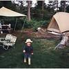 AAdirondacks Forked Lake Jenna Campsite 35 September 2000