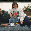 AAdirondacks Forked Lake Jenna Kim Tom First Campout August 1999