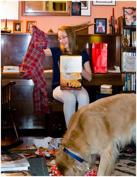 LT Delmar NY Jenna Flannel Christmas 2011
