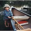 AAdirondacks Forked Lake Camp 35 Jenna Old Town September 2000