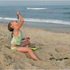 Jenna Bessette Avalon Beach Playing 7 July 2008